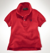 Polo Red Classic