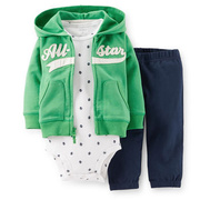 Conjunto Moleton Carter's All Star