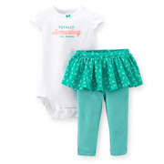 Kit 2 Pcs Mint Tutu