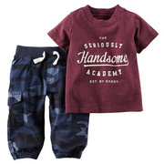 Carters 2 Pcs Handsome