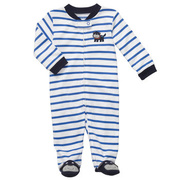 Body Dog Blue Striped
