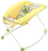 Bouncer e Berco Portatil - Fisher Price