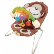 Cadeirinha Deluxe Monkey  - Fisher Price