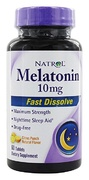 Natrol Melatonin 10 mg - 60 capsula