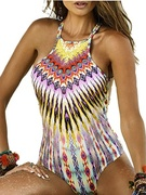 Maiô Body Feminino Tribal