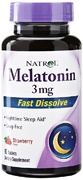 Natrol Melatonina 3 Mg - 90 Capsula