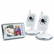Baba Eletronica Summer Infant Baby Touch Digital Com 2 Cameras