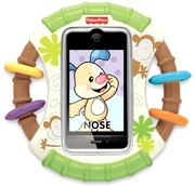 Brincando com iPhone - Fisher-Price Laugh & Learn