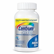 Centrum Silver Men 50+ - 200 Capsulas